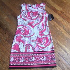 NWT AGB Shift Dress